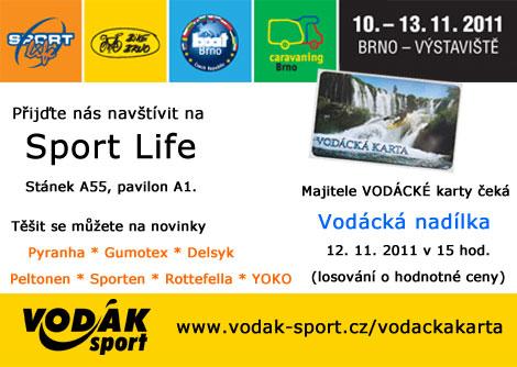 Pozvánka naSport Life 2011