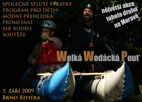 Welká Wodácká Pouť 2009