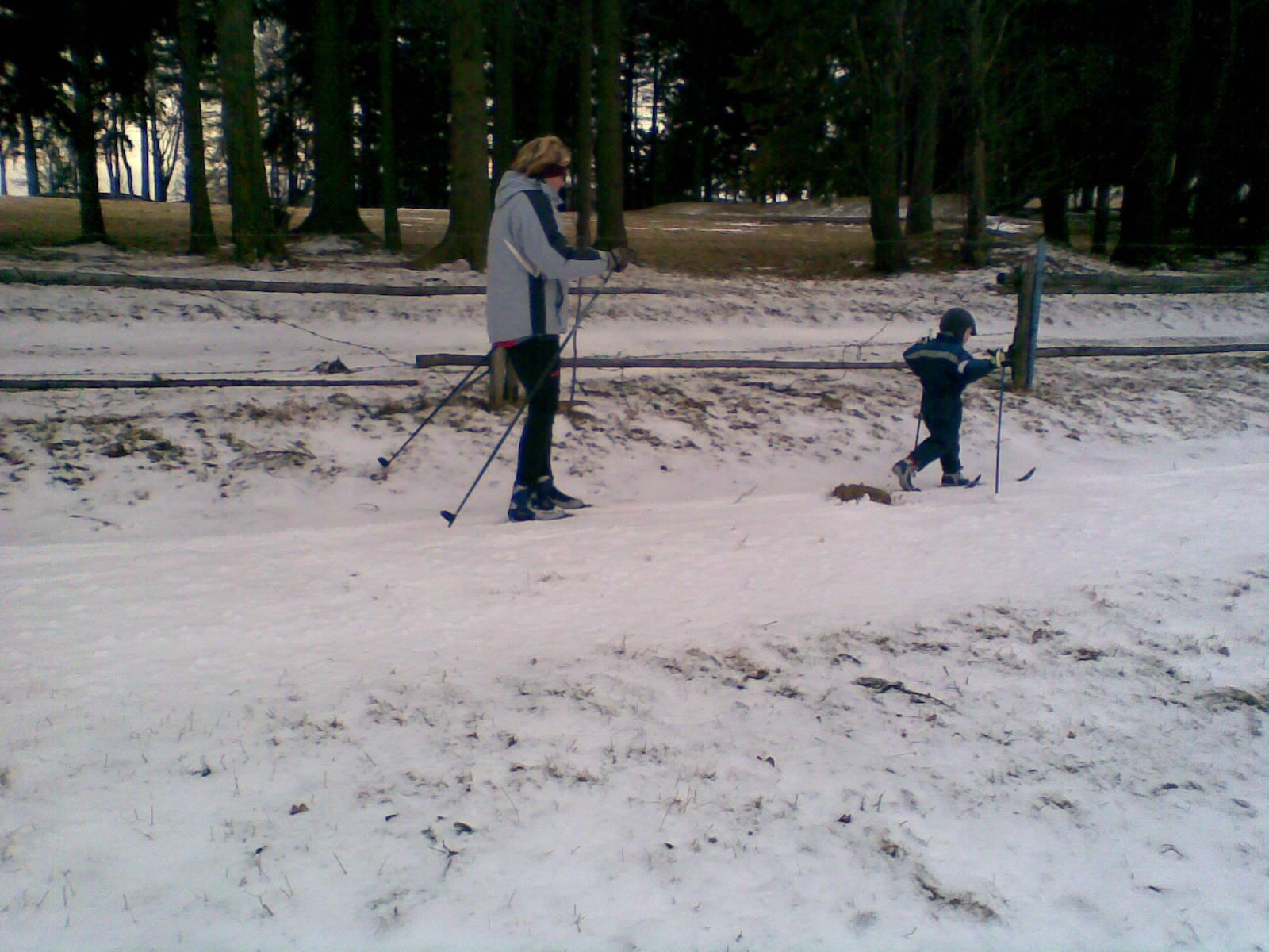 zima Svratka 2008