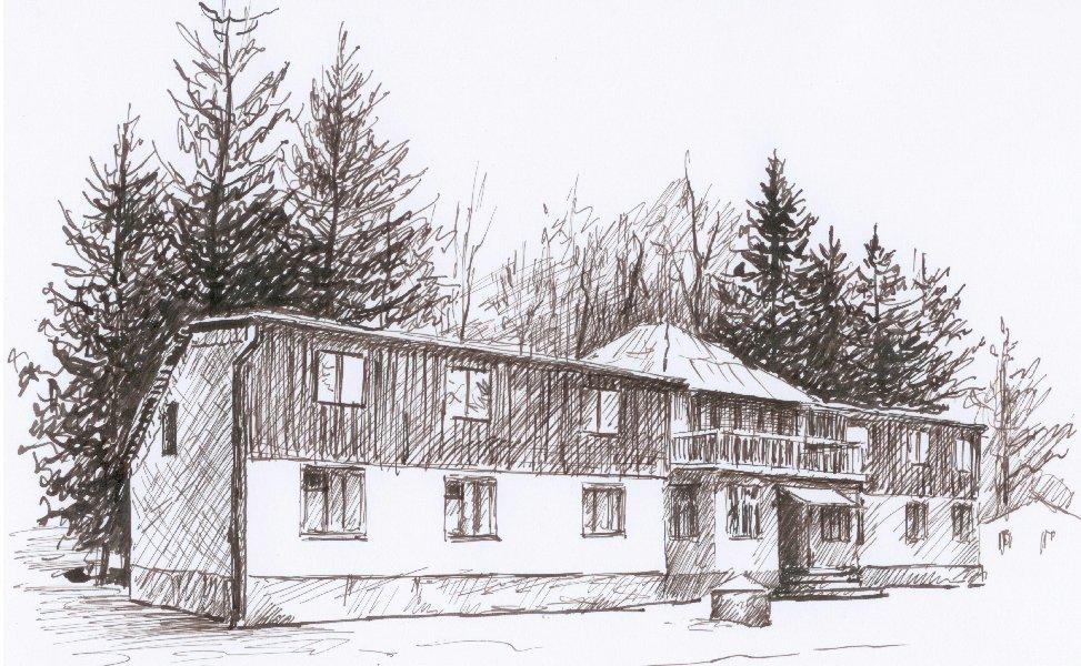 Ubytování Tři Studně - turistická chata Duha
